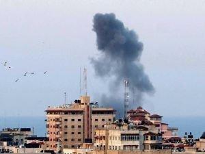 İşgal rejiminin Gazze'ye saldırıları devam ediyor