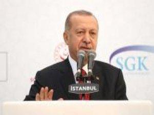 Cumhurbaşkanı Erdoğan: Enflasyon ve faiz düşecek