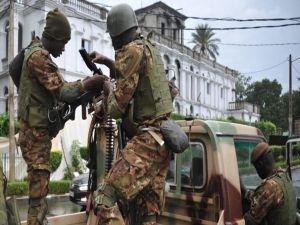 Mali'de askeri birliğe saldırı