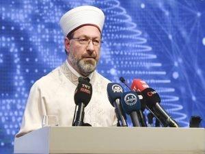 """Erbaş: """"Keşmir, bütün Müslümanları ilgilendiren bir meseledir"""""""