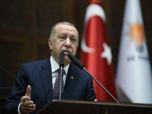 Erdoğan: Meşru olmayan bir yapılanma ile masaya oturacak halimiz yok