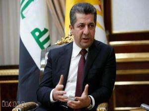 Barzani: Amacımız komşularıyla barışçıl ilişkilere sahip bir Kürdistan