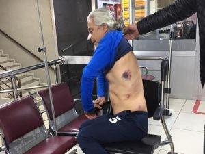 Petrolspor yönetimine saldırı