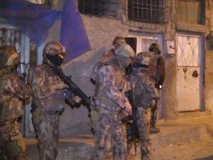 Uyuşturucu operasyonunda 25 şüpheli gözaltına alındı
