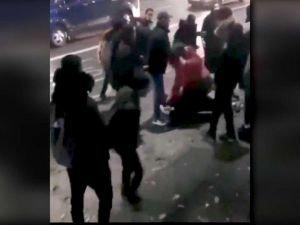 İngiltere'de Müslüman kıza alçak saldırı