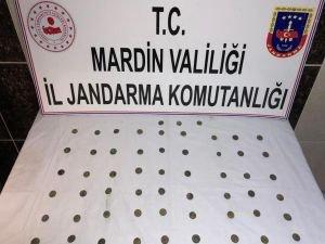 Mardin'de tarihi eser operasyonu