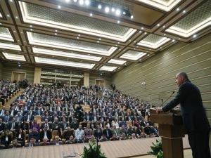 Cumhurbaşkanı Erdoğan: Kanal İstanbul, Boğaz'ı çok ciddi bir felaketten koruma projesidir