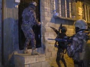 'Torbacılara' operasyon: 34 gözaltı