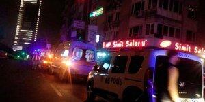 Mecidiyeköy metrobüs durağında patlama
