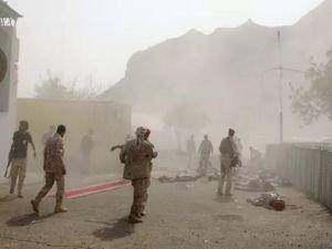 Yemen'de askerî geçit törenine saldırı