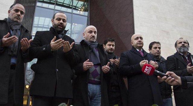 Sultanahmet'teki saldırısı Almanya'da protesto edildi