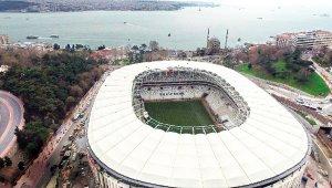 Vodafone Arena'ya görkemli açılış