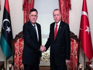 Es-Sarrac bugün Türkiye'ye geliyor