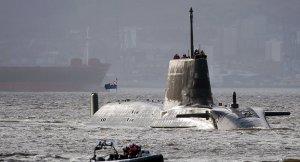 Bering Boğazı'ndan ABD denizaltıları geçiş yaptı