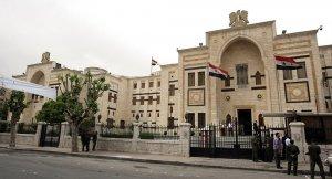 Şam'ı ziyaret eden Rus ve Suriyeli parlamenterler görüştü