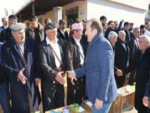 Şırnak'ta husumetli 2 aile barıştırıldı
