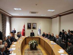 Çevre ve Şehircilik Bakanı Murat Kurum Malatya'da