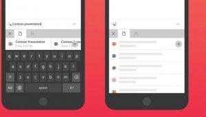 Microsoft'un Hub klavyesi, iOS platformuna'da eklendi