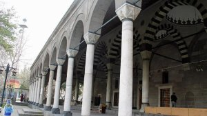 Mimar Sinan'ın ayakta kalan tek eseri: Kurşunlu Cami