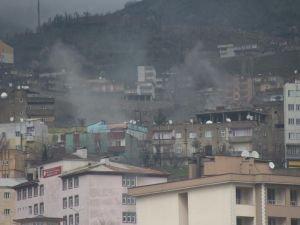 Şırnak'ta tank atışları devam ediyor