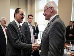 Kalın'ın ABD'nin Suriye Özel Temsilcisi Jeffrey ile görüşmesine ilişkin açıklama