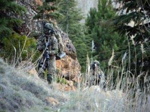 Irak ve Suriye'deki kamplardan kaçan 3 PKK'lı teslim oldu