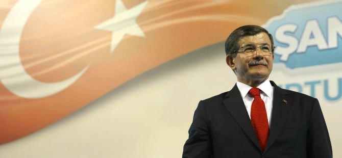 Başbakan Davutoğlu, Şanlıurfa'da halka hitap etti