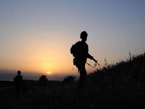 MSB: Haftanin bölgesinde 2 asker şehit oldu