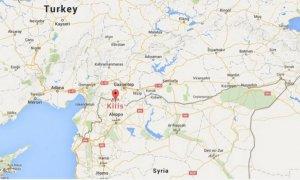 Suriye'den bir roket daha Kilis kent merkezine düştü