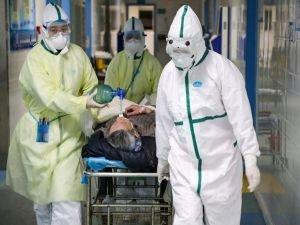 Çin'de Corona virüs nedeniyle hayatını kaybedenlerin sayısı 2 bin 444'e yükseldi