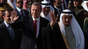 Suudi Arabistan Kralı Selman Türkiye'de