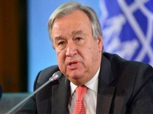 BM Genel Sekreteri Guterres'ten ülkelere İran çağrısı