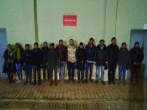 MSB: Son 10 günde sınırı geçmeyen çalışan 3 bin 541 kişi yakalandı