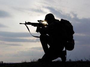 Ağrı'da bir PKK'lı öldürüldü