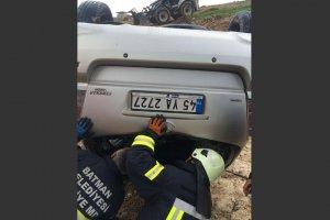 Batman'da meydana gelen kazada 5 kişi yaralandı