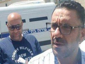 Siyonist çeteler Kudüs Valisini alıkoydu