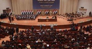 Irak meclisinde gergin anlar yeni kabine listesi belli oldu