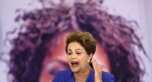 Rousseff: kendisine komplo kurduğunu öne sürdü