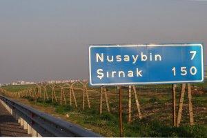 Mardin'in Nusaybin ilçesinde şiddetli çatışmalar