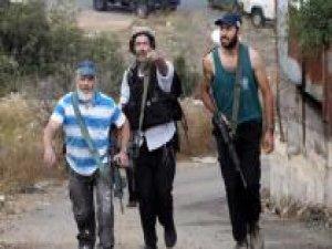 Siyonist çeteler Filistinlilere nefes aldırmıyor