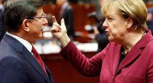 Almanya Başbakanı Merkel Gaziantep'e geliyor
