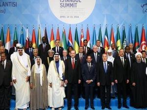 İslam İşbirliği zirvesi başladı