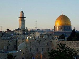 Dünden bugüne Kudüs