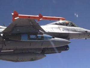 MSB: Yerli imkanlarla üretilen HGK-84 LAB test edildi