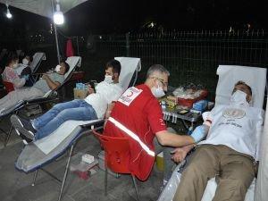 SAĞ-ÇEV'den Kızılay'ın kan bağışı çağrısına destek
