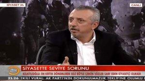 """Kelkitlioğlu: """"Kılıçdaroğlu, en baştan ipe un sermiştir"""""""