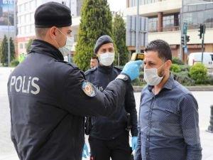 Antalya'da 15 sokak karantinaya alındı