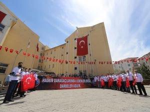 Ağrı'da 27 Mayıs Darbesi tel'in edildi