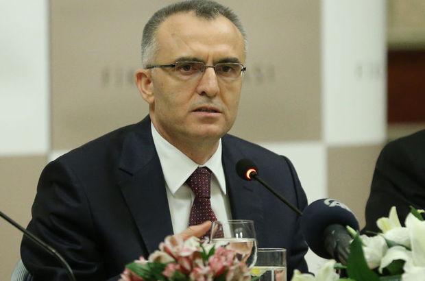 Maliye Bakanı mart ayı bütçe açığını açıkladı!