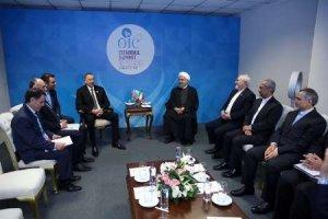 Ruhani: Bölgesel konular diyalogla çözülmeli